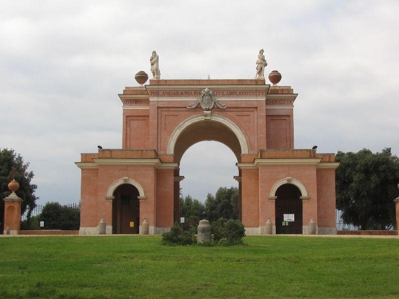 Pamphili Roma Roma Villa Pamphili