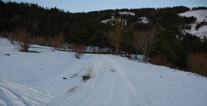 Paesaggi invernali.