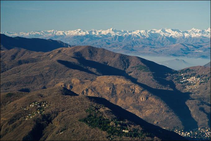 Monte Sighignola, il