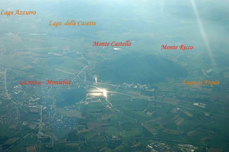 L''Italia vista dall''alto