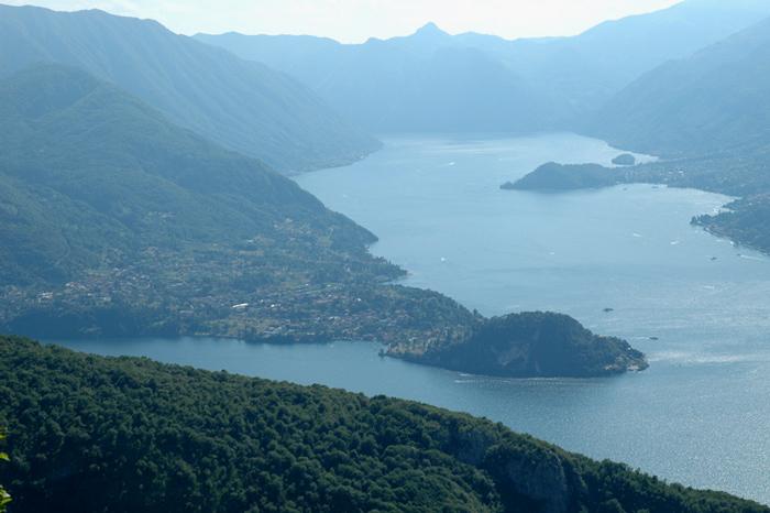 Lago di Como e di Lugano