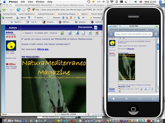 NATURA MEDITERRANEO MAGAZINE 7