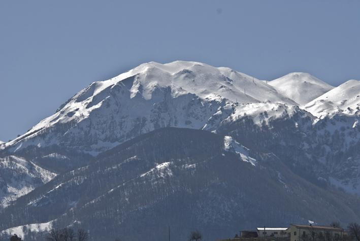 Monte Miletto -2050m