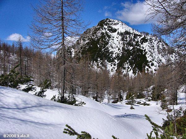 Spiz de San Piero - Gruppo del Bosconero