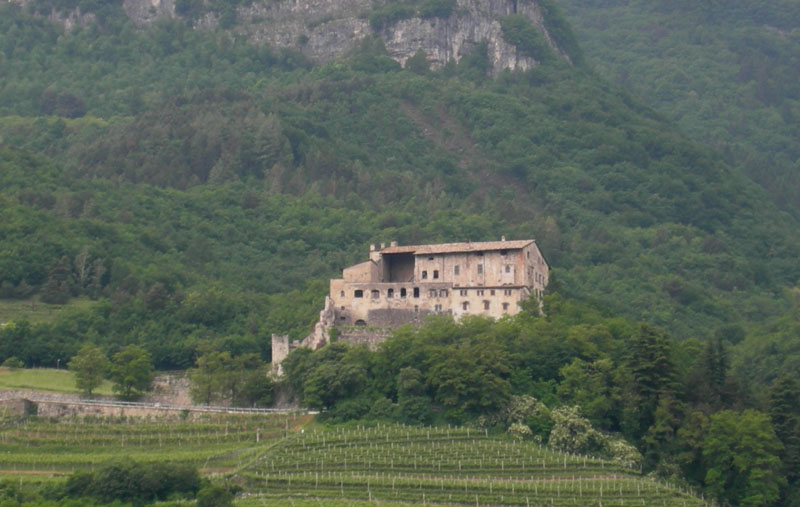 Castelli,Torri e Palazzi.....del Trentino
