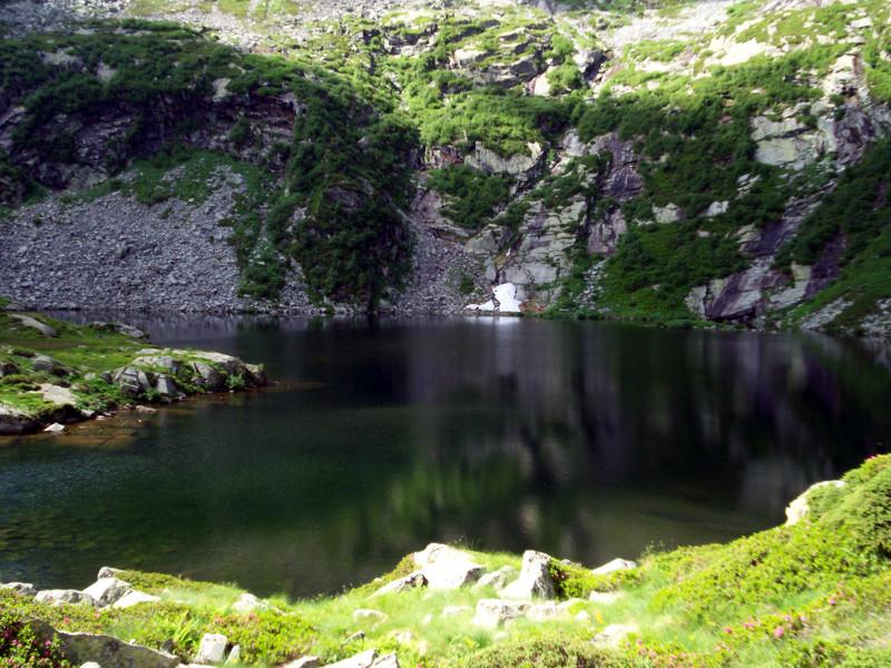 Colle e lago della Vecchia - 5 anni dopo