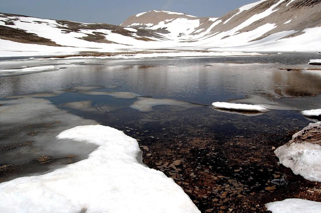 Acqua e neve di maggio