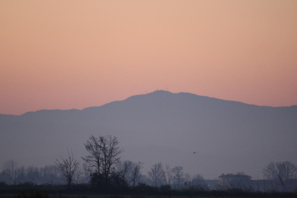 appennino settentrionale dalla pianura padana