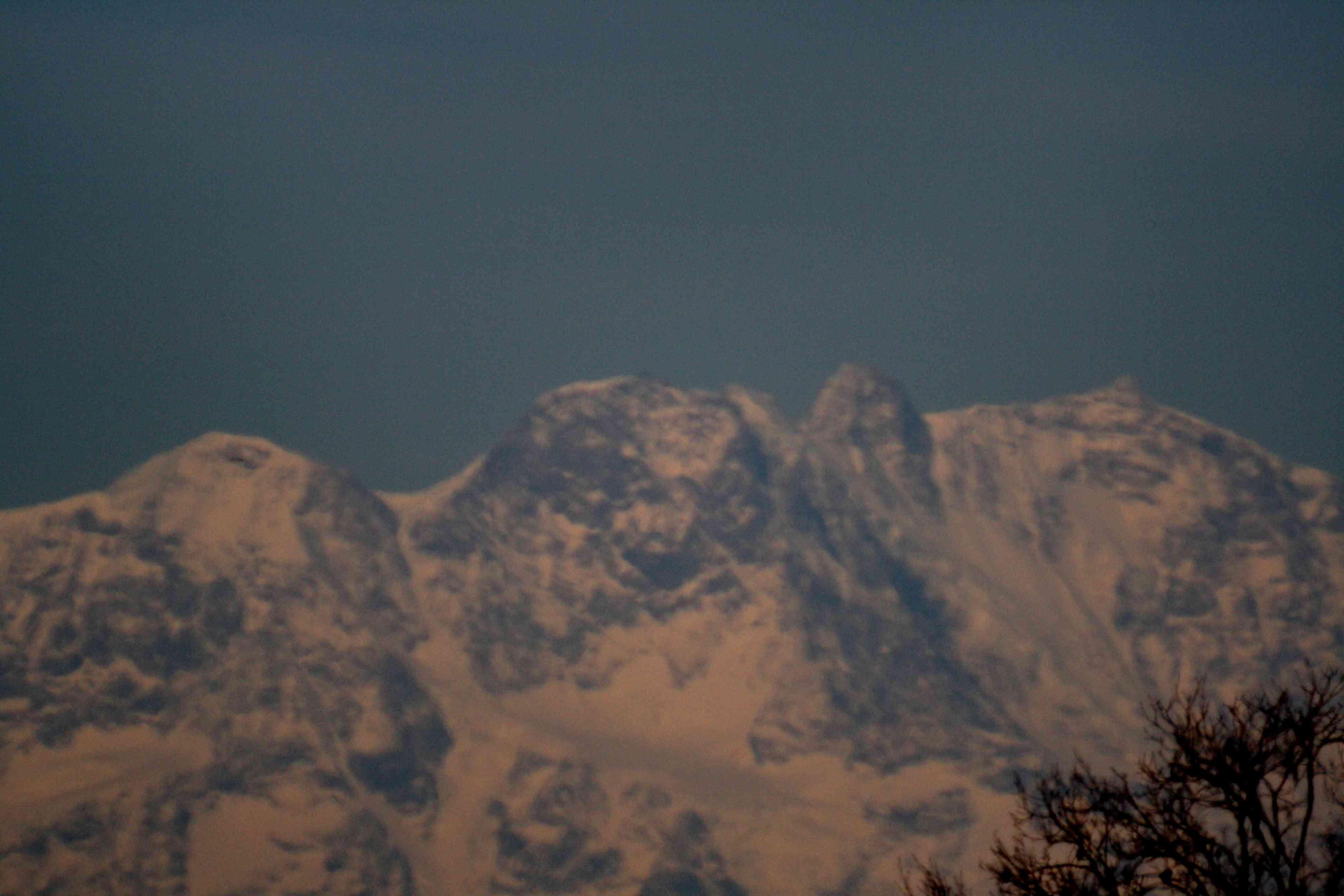Monte Rosa e Cervino da diverse prospettive