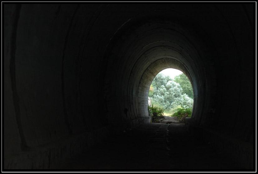 Una ferrovia che non c''è più....il ponte sul fiume Mignone