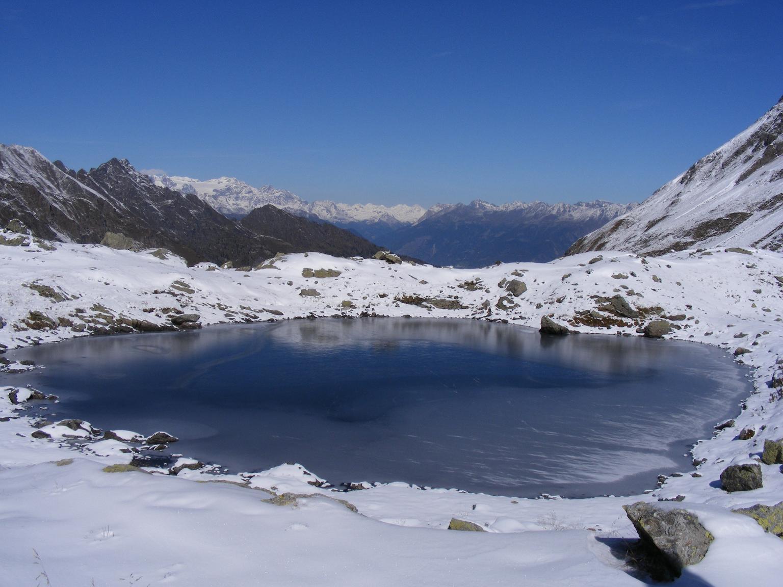 Laghi della lombardia forum natura mediterraneo for Immagini di laghetti