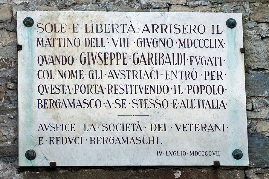 La Città Alta di Bergamo