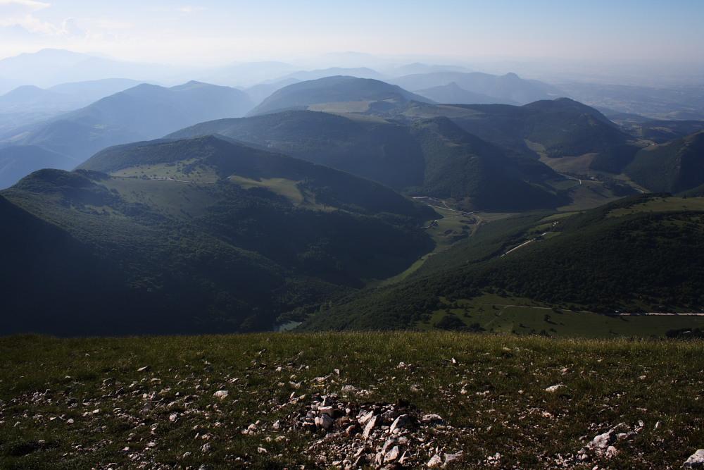 Sul Monte San Vicino