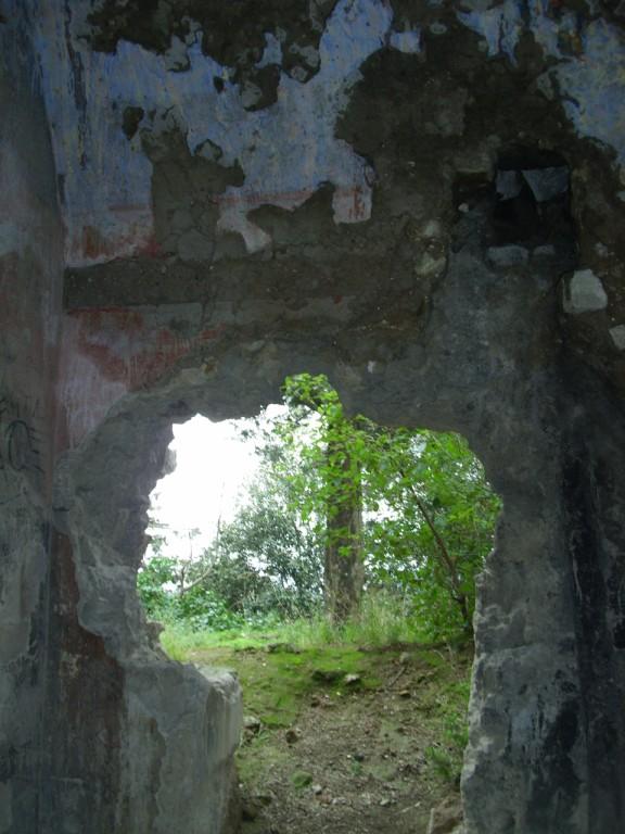 Maddaloni - Il castello della vergogna