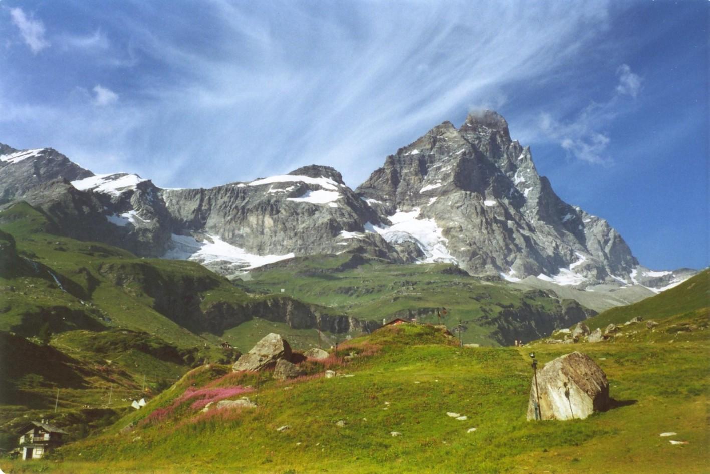 Monte rosa e cervino da diverse prospettive forum natura for Foto di zig e sharko