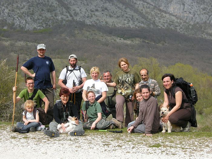 Un''allegra banda nel Parco Nazionale d''Abruzzo