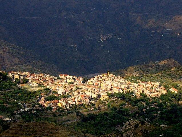 La Valle D''Agrò