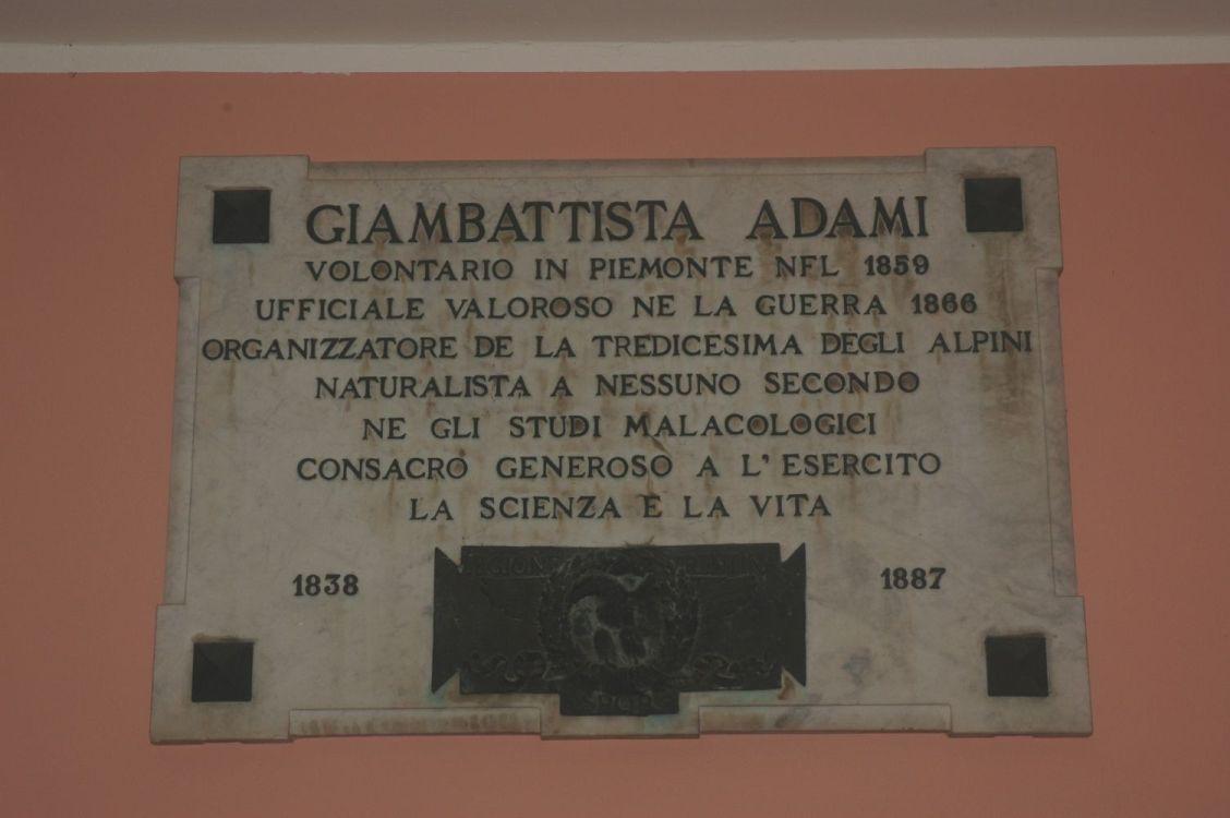 Giovanni Battista Adami (1838 - 1887)