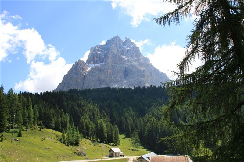 Monte Pelmo dolomiti Bellunesi