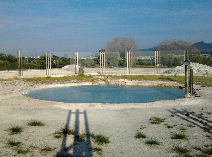 Aree termali libere a Viterbo