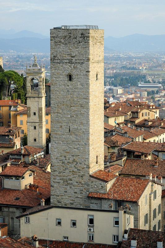 La Citt U00e0 Alta Di Bergamo   Forum Natura Mediterraneo