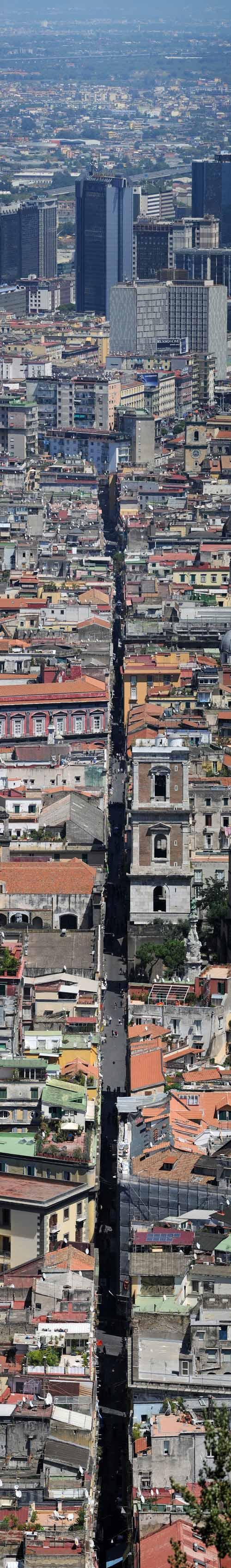 Napoli da Castel Sant'' Elmo