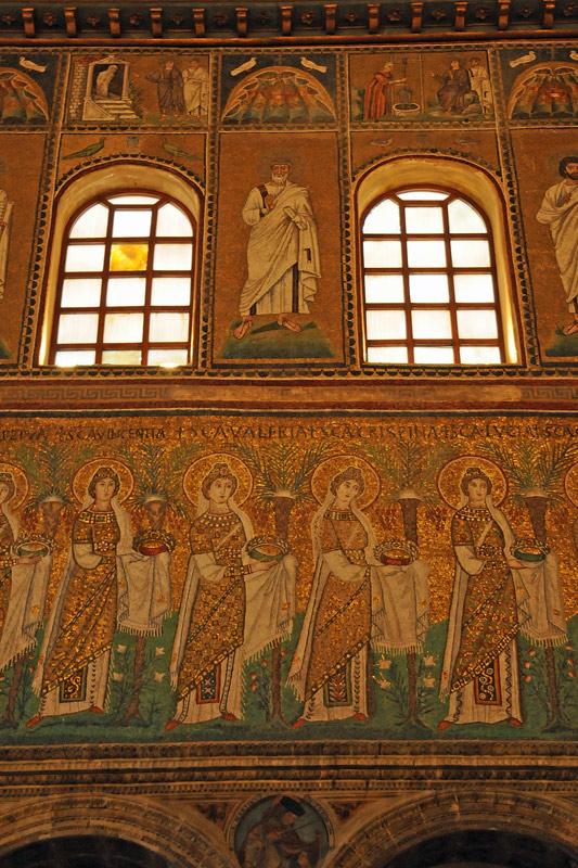 Ravenna ed i suoi mosaici