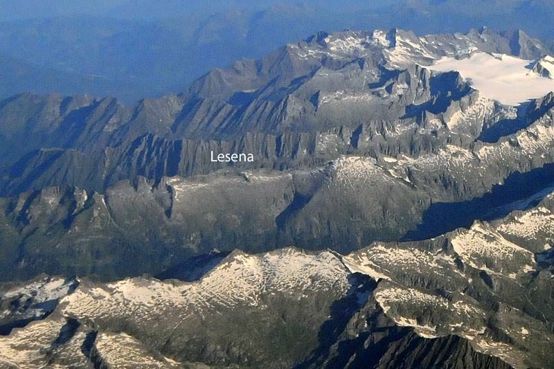 Itinerari per tutti (o quasi): cima Lesena (m.2855)