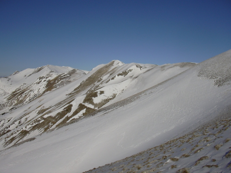 nevi (e ghiacci) appenninici