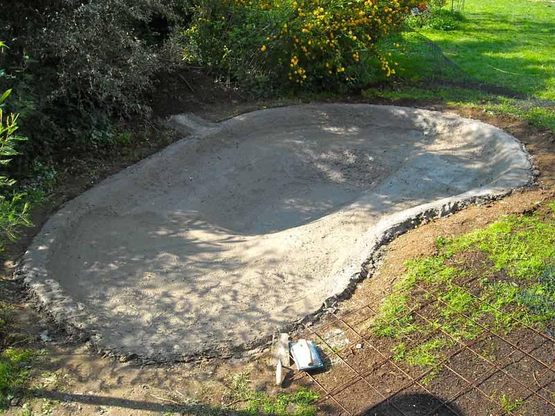Laghetto ospiti indesiderati forum natura mediterraneo - Laghetti da giardino in cemento ...