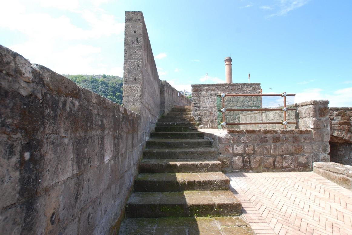 Sorrento: antiche mura quattrocentesche