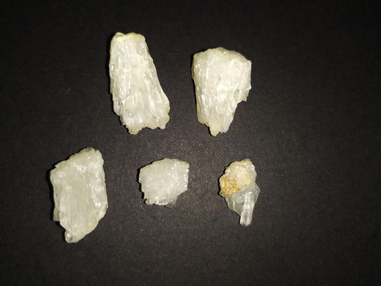 Identificazione cristalli