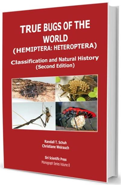 TRUE BUGS OF THE WORLD di R. Schuh & Ch. Weirauch (2nd Edition)