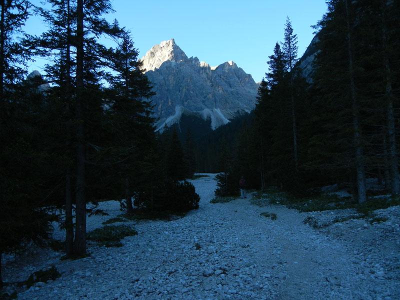 Croda dei Baranci m.2922.....Dolomiti di Sesto
