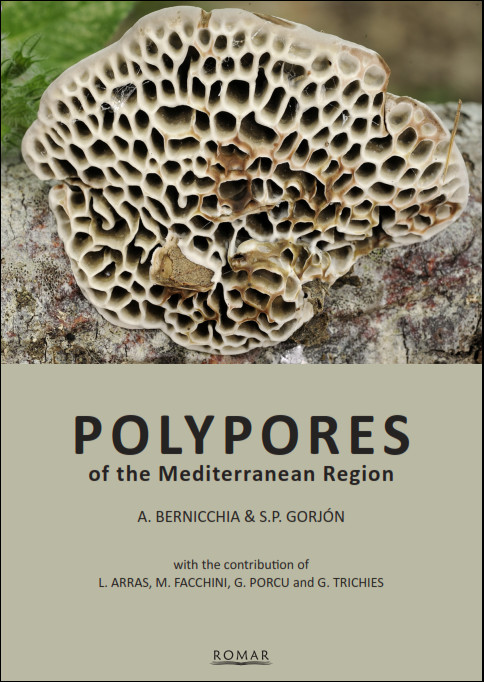 Nuovo volume: Polypores of the Mediterranean Region - Bernicchia & Gorjon