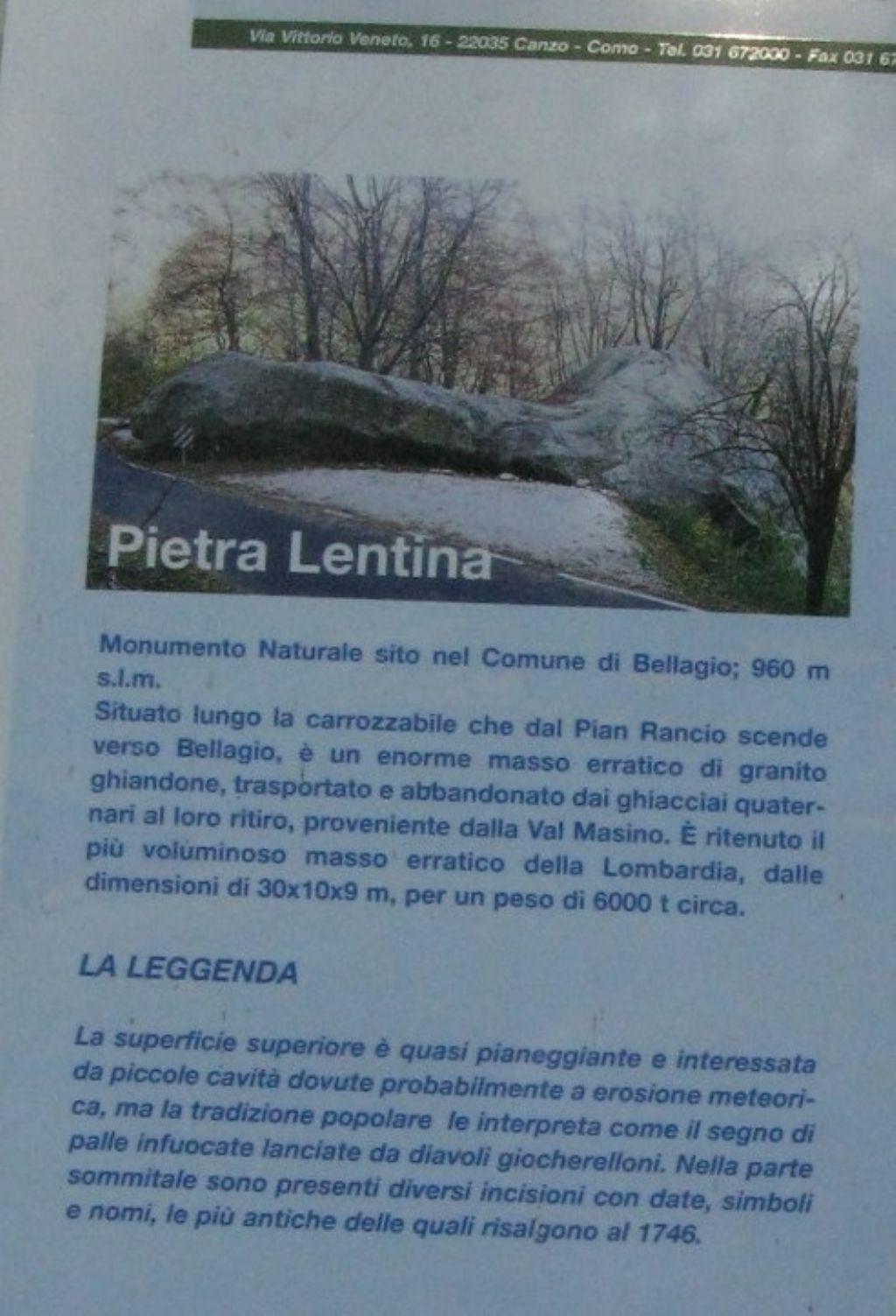 Pietra Lentina
