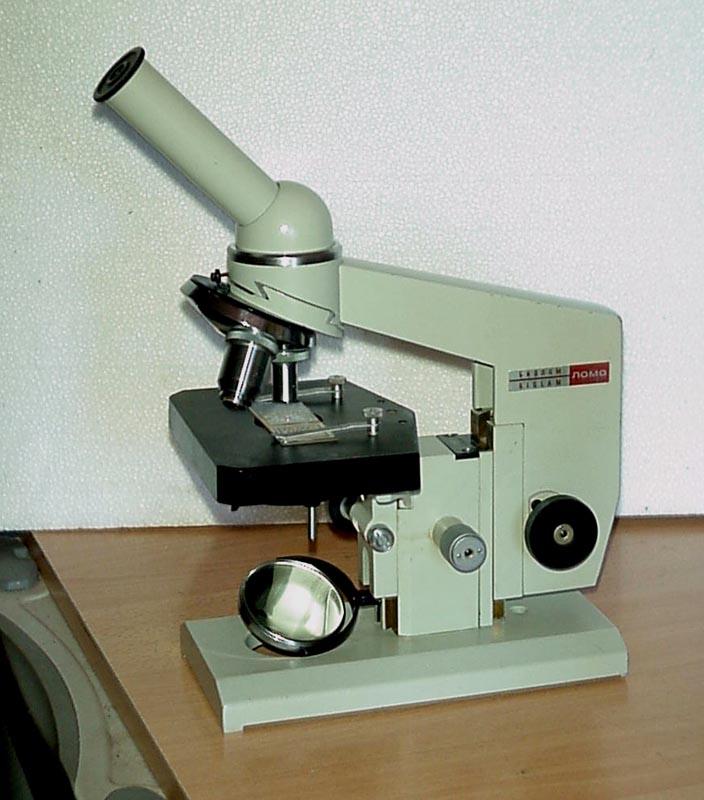 Microscopi a meno di 50 Euro ?