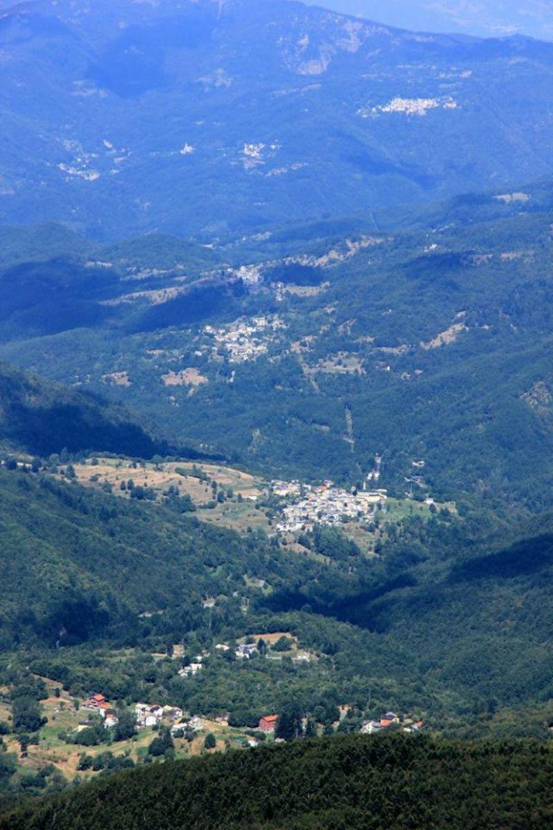 Monte Penna 1735m