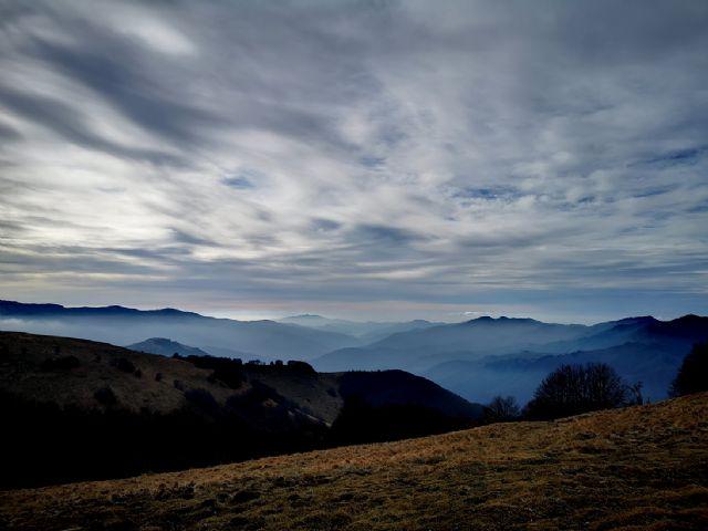 Monte Carevolo m.1552 Appennino Ligure