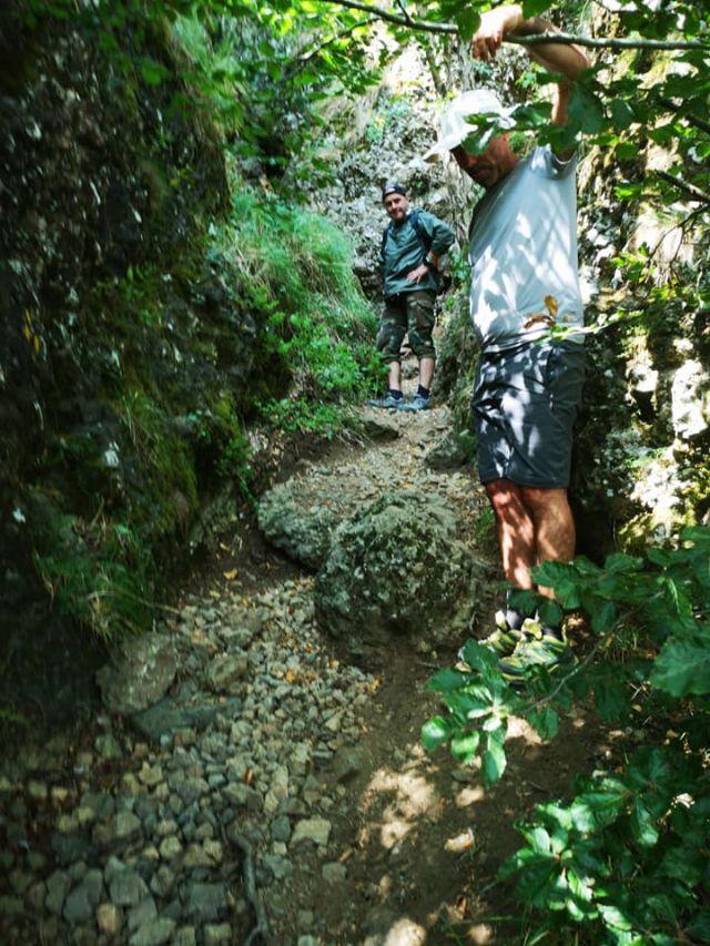 Monte Gifarco 1389m - Appennino Ligure