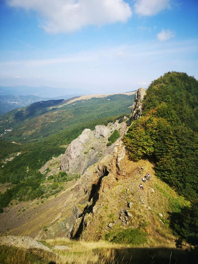 Ciapa Liscia/Rocca Marsa - Appennino Ligure