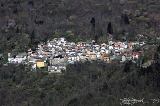 Monte di Mezzo 1322m - Appennino Ligure
