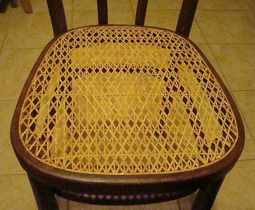 Antichi mestieri - impagliatore di sedie