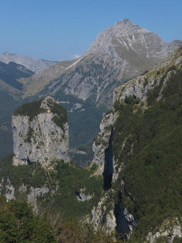 Monti Nona e Matanna (Alpi Apuane)