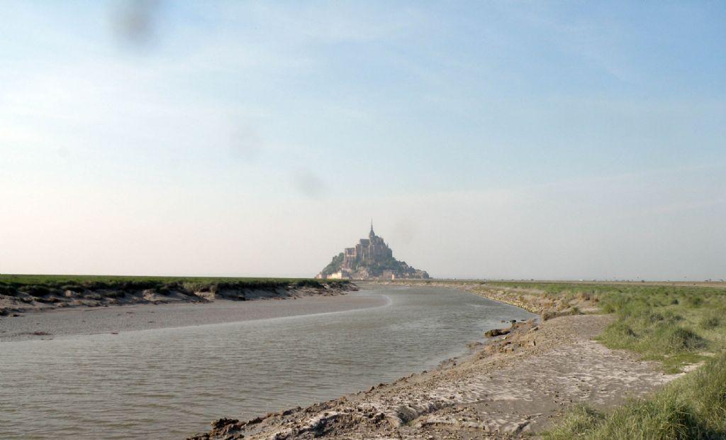 anche a Le-Mont-Saint-Michel...la Theba pisana