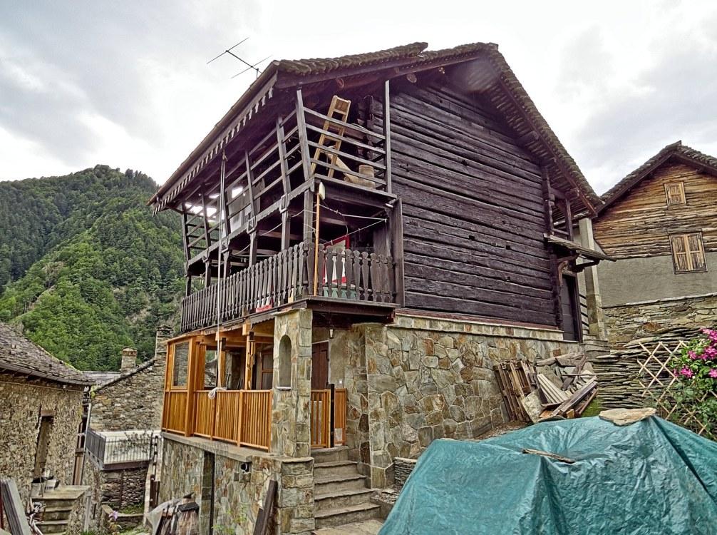 Case Alpine dell''alta Valsesia