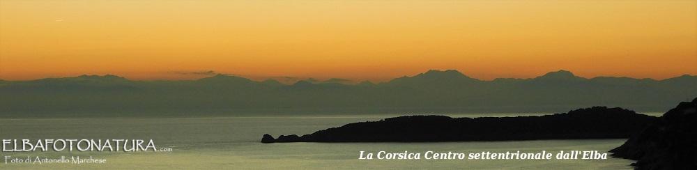 profili dei Monti Corsi