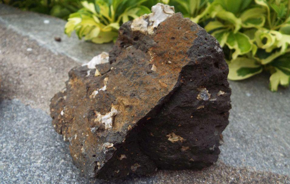 Pietre vulcaniche a La Gomera (Canarie)